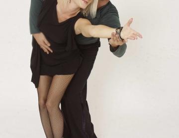Taneční ukázky s Terezou Dědik